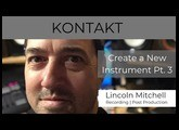 KONTAKT Tutorial: Create a New Instrument Part 3