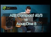 AER Compact 60/3 vs Acus One 8