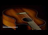 Breedlove Guitars: Oregon Series Concerto Bourbon CE 6 & 12-Strings