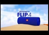 JBL Flip 4 | Portable Bluetooth Speaker (French)
