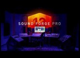 SOUND FORGE Pro 13 – Advanced Recording, Audio Editing & Mastering