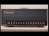 Friedman BE100 Deluxe 3-Channel 100w Tube Head