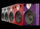 Jones-Scanlon studio monitors - reverb tail