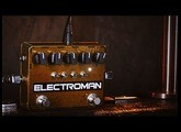SolidGoldFX Electroman MkII Modulated Delay Demo