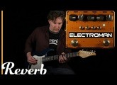 SolidGoldFX Electroman MKII Delay | Reverb Tone Report