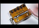 SolidGoldFX - Electroman MKII Modulated Delay Guitar Pedal