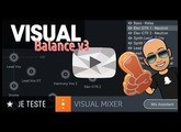 Neutron 3 Visual Balance Mixer (French)