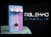 Malekko Diabolik Bass Fuzz [Demo]
