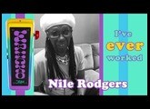 Nile Rodgers on the JAM pedals Wahcko