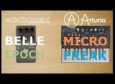 Pedals4Synths - Catalinbread Belle Epoch Tape echo W/ Arturia Microfreak