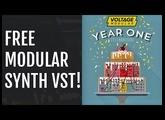 Free Modular Synth VST | Cherry Audio Voltage Modular