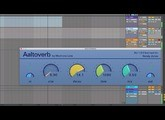 Aaltoverb sample - synths