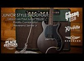Junior Style Shootout: Les Paul Junior Tribute, Rivolta Combinata I, Sensei Jr