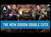 New Gibson Les Paul Double Cuts - US-made P90 Guitars & Superb Finishes!