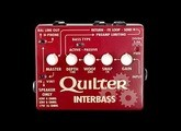The Quilter InterBass