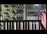 Roland analog synthesizer