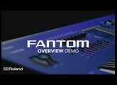 Roland FANTOM Synthesizer: Overview
