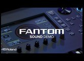 Roland FANTOM Synthesizer: Sound