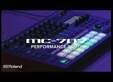 Roland MC-707 GROOVEBOX: Performance