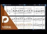 Automatic Condensed Conductor's Scores | New Features in Dorico 3