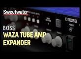 Boss WAZA Tube Amp Expander Demo