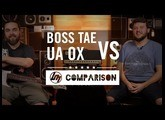 BOSS Waza Tube Amp Expander vs Universal Audio OX | Better Music