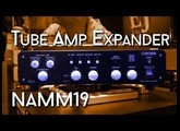 BOSS Tube Amp Expander - I take a look at NAMM '19