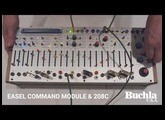 Announcing the new Buchla Easel Command Module & 208C