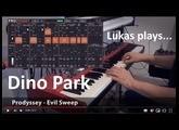 Lukas plays the MakeProAudio DinoPark