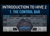 Introduction to Hive 2 - 1. The Control Bar