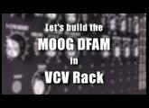 Let's build the Moog DFAM in VCV Rack
