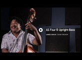 A1 FOUR & Double Bass with James Genus