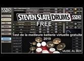 Best Free Drum Kit VST 2019 Test de la meilleure batterie virtuelle gratuite