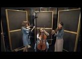 PreSonus PM-2 microphones: Foto Sisters string trio