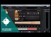 Electric Bass Features Walkthrough | VST Instrument for HALion