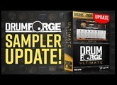 Drumforge Sampler Update