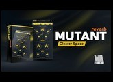 MUTANT Reverb - Vocal Reverb Plugin With a Built-in Ducker (VST / AU / AAX)