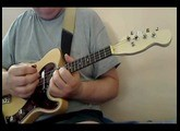 Saga electric mandolin kit from box to Bach in one minute.