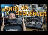 Hands on analog sequencing with the Generator from Analogue Solutions (desktop & Eurorack)