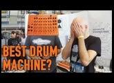 Best drum machine ever? SOMA Laboratory Pulsar-23 // Superbooth 2019