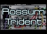Rossum Electro-Music Trident // Triple VCO with UNIQUE Analog Tones & Modulation