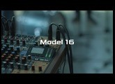 TASCAM Model 16 - The Multi-Track Live Recording Console