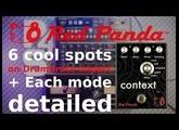 P4S - Red Panda Context 6 Cool Spots w Arturia DrumBrute Impact.
