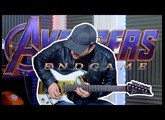 AVENGERS ENDGAME (Theme) - GUITAR COVER
