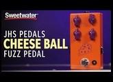 JHS Cheese Ball Fuzz Pedal Demo