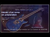 Harley Benton CST24 T Pistes de travail sur une improvisation Sur un prélude de Bach Maurane