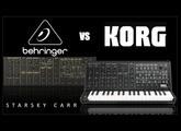 Behringer vs Korg : the definitive comparison