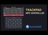 Trackpad MPE Controller - AudioSwift