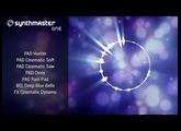 Kurt Ader's SynthMaster One v1.3 factory presets audio demo by Mirko Ruta