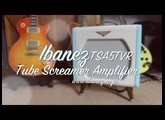 Ibanez: Tube Screamer Amplifier TSA5TVR - Demo